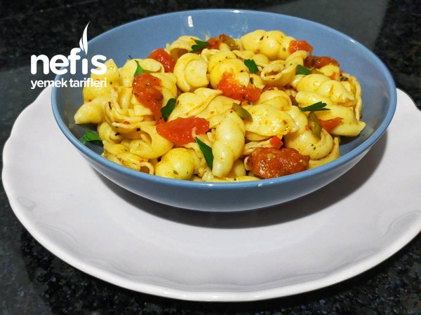 Domatesli (Gnochetti) Makarna