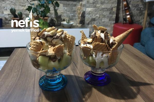 Dondurma Kasesi Tarifi