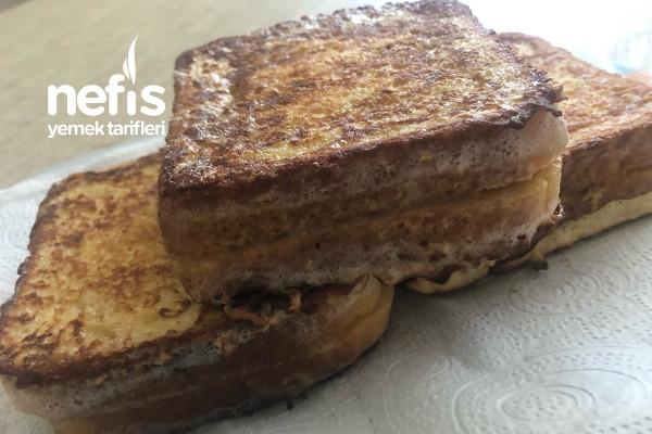 Fransız Tostu (Kahvaltılık) Tarifi