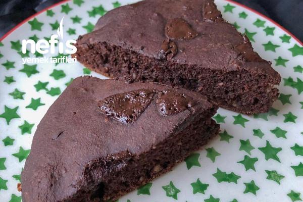 Muzlu Çikolatalı Kek Tarifi