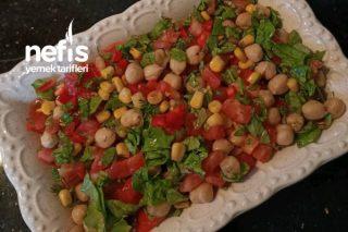 Nohutlu Salata Tarifi
