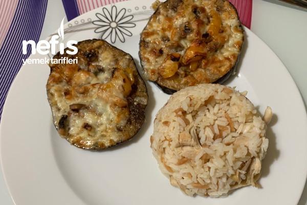 Patlıcan Pizzası Tarifi