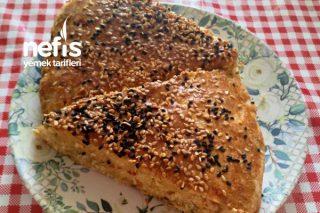 Sebzeli Kahvaltı Ekmeği Tarifi