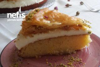 Teremyağlı Turkish Pasta (Pastatlı) Tarifi