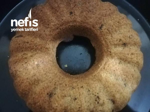 Üzümleri Dibe Çökmeyen Üzümlü Kek
