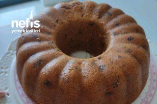 Vitamin Deposu Kek (Cevizli Havuçlu Kuru Üzümlü Ve Tarçın) Tarifi