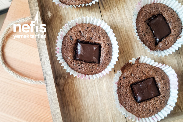 5 Malzemeli Glutensiz Brownie Tarifi