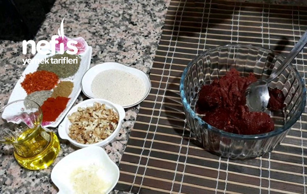 5 dakikada kahvaltılık leziz Acuka (Çemen) videolu