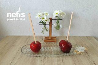 Elma Şekeri ( Çocuklara Mutluluk Dağıtan Şeker ) Tarifi