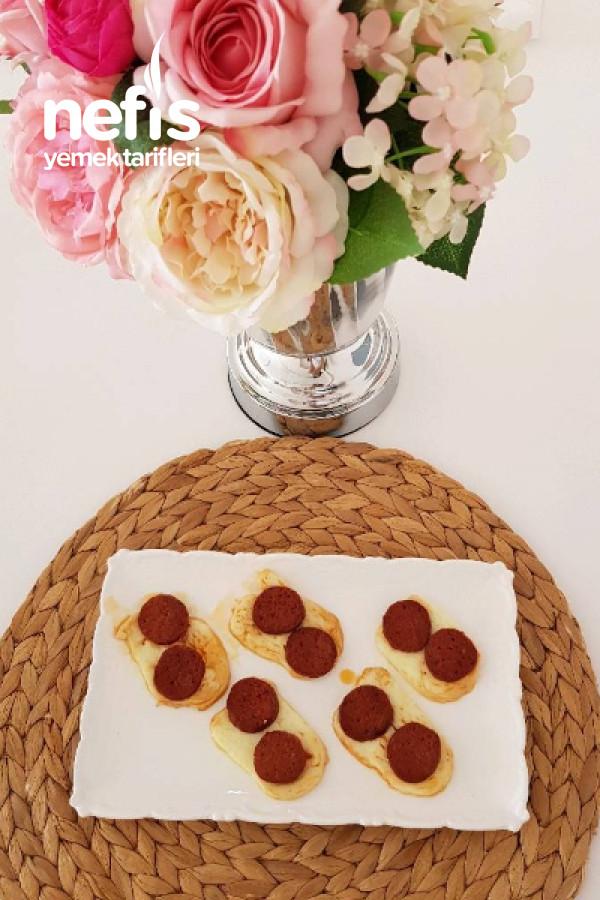 Hellim Peynirli Sucuk (Kahvaltı)