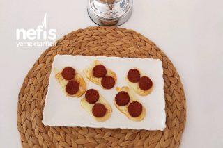 Hellim Peynirli Sucuk (Kahvaltı) Tarifi