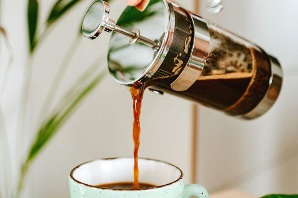 Kahve, Bitki Çayı İçin French Press Nasıl Kullanılır? Tarifi