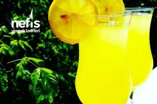 Portakal Limonata  (Yaz Serinleticisi) Tarifi