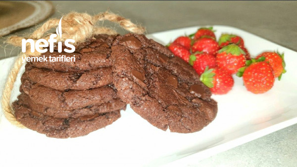 Brownie Tadında Cookies