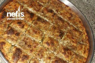 El Açması Ispanaklı Börek (Mis Gibi) Tarifi