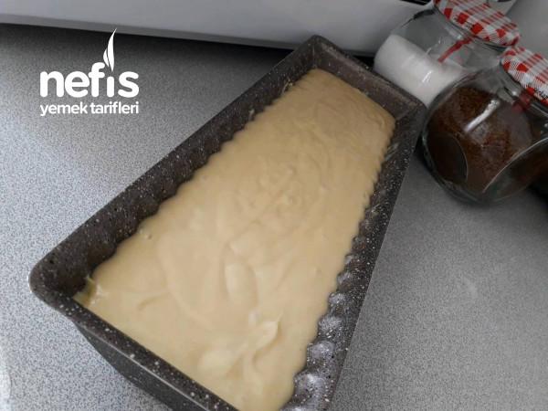 Ganajlı Baton Kek
