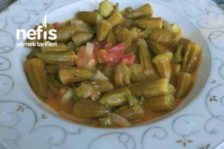 Sebzeli Bamya Yemeği Tarifi