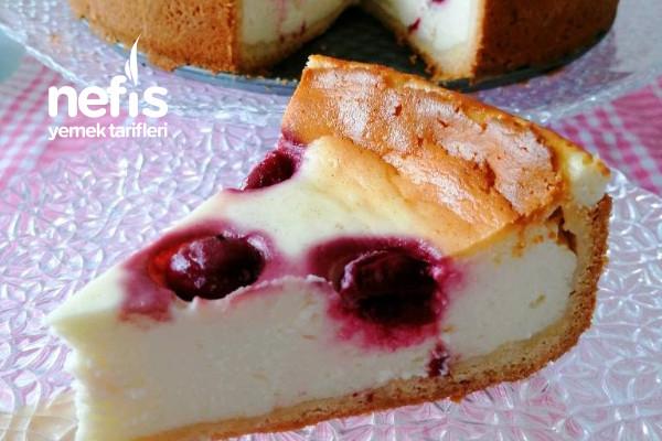 Vişneli Alman Pastası (Öyle Kolay Ki Denemeyen Kalmasın) Tarifi