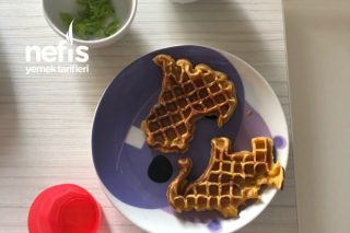 Bebekler İçin Waffle (+10 Ay) Tarifi