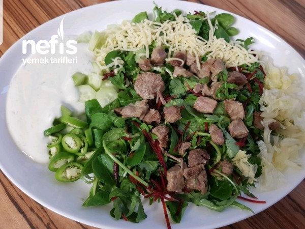 Doyurucu Salata