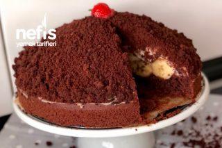 Köstebek Pastası Maulwurfkuchen (Yumurtasız Pastacı Kremasıyla) Tarifi