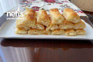 Çıtır Çıtır Peynirli Börek (Videolu) Tarifi