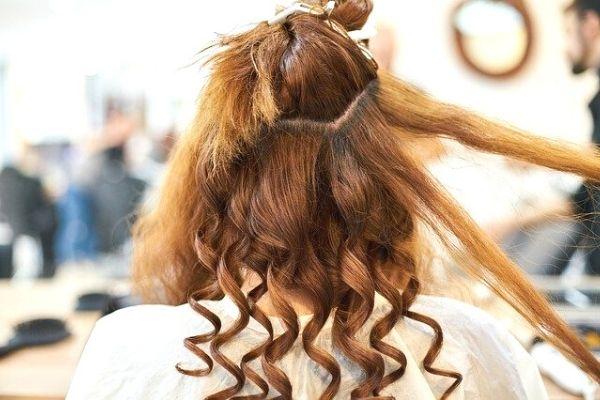 saç şekillendirme