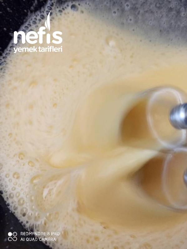 Şeftalili Hazır Kremadan Ispanaklı Mini Pastalar