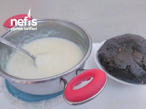 Pişmeyen Gün Pastası