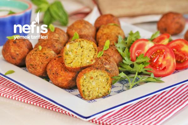 Etsiz Köfte: Falafel Tarifi