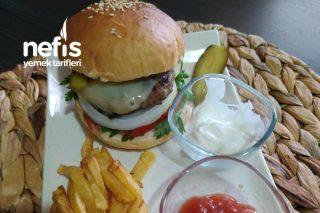 Hamburger Ekmeği Ve Köftesi Tarifi
