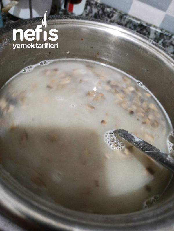 Sütlü Mantar Çorbası,tadı Damağınızda Kalacakkk