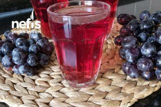 Kan Yapıcı Ve Şifa Kaynağı Üzüm Suyu (Videolu) Tarifi
