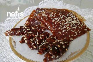 Pestil ( Meyve Pestili , Rafine Şekersiz ) Tarifi