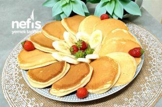 Pofuduk Pancake Tarifi