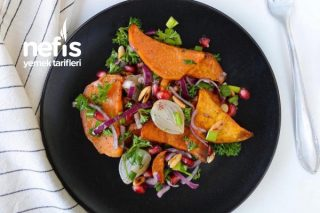 Tatlı Patates Salatası Tarifi