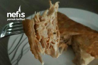 Tortilla Arası Leziz Tavuk Tarifi