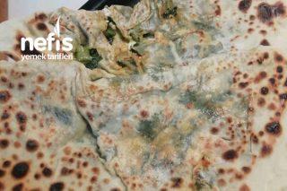 Domatesli Ve Ispanaklı Saç Böreği Tarifi