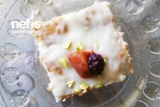 Evdeki Malzemelerden Pasta Tarifi