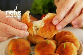 Kaşarlı Çıtır Tavuk Nugget (videolu) Tarifi