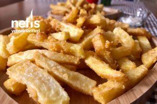Mısır Unlu Patates Kızartması Tarifi