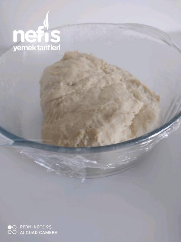 Pastane Usulü Pamuk Gibi Poğaça