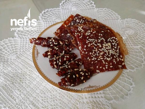 Pestil ( Meyve Pestili , Rafine Şekersiz )