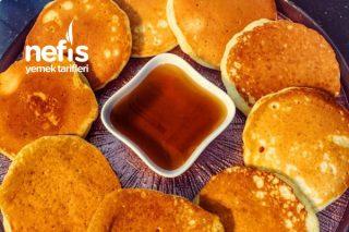 Yumuşacık Limonlu Pancake Tarifi