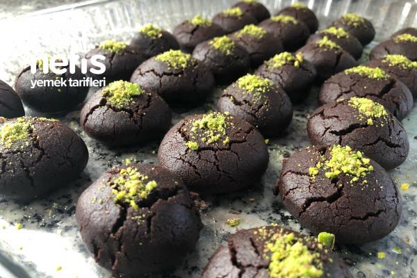 Brownie Kurabiye (Islak Kurabiye)