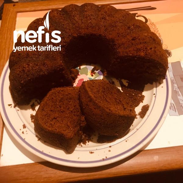 Kakaolu Nişastalı Pamuk Kek