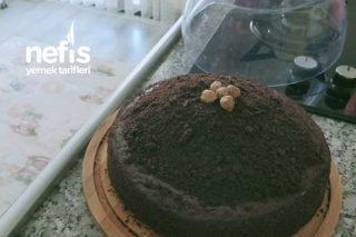 Köstebek Pasta (Muhallebili) Tarifi
