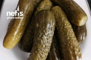 Salatalık Turşusu (Kütür kütür) Tarifi