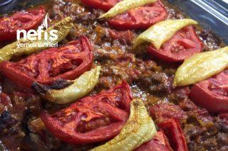 Patlıcan Oturtma (Musakka) Tarifi