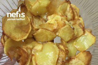 Sarımsaklı Patates Cipsi Tarifi